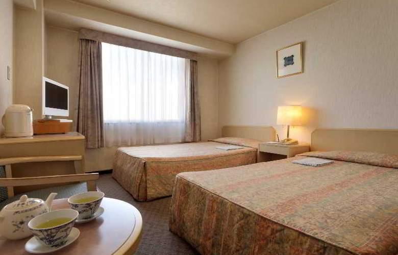 Hotel Pearl City Sendai - Hotel - 7