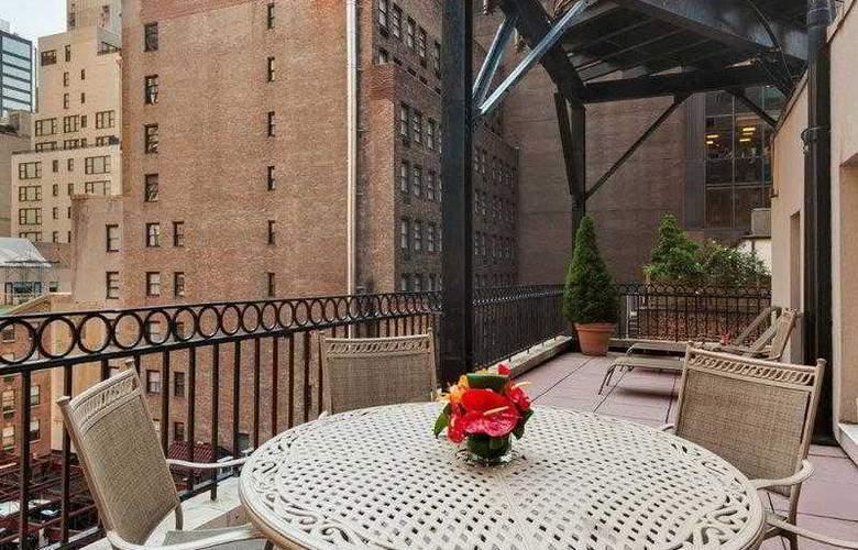 Best Western Plus Hospitality House - Apartments - Hotel - 38