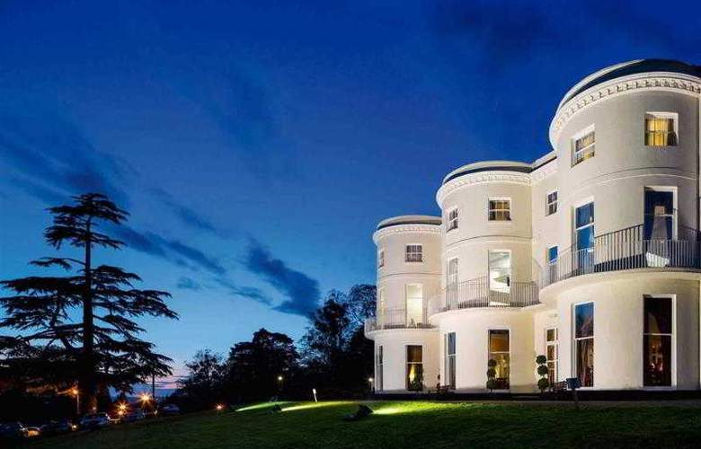 Mercure Gloucester Bowden Hall - Hotel - 8