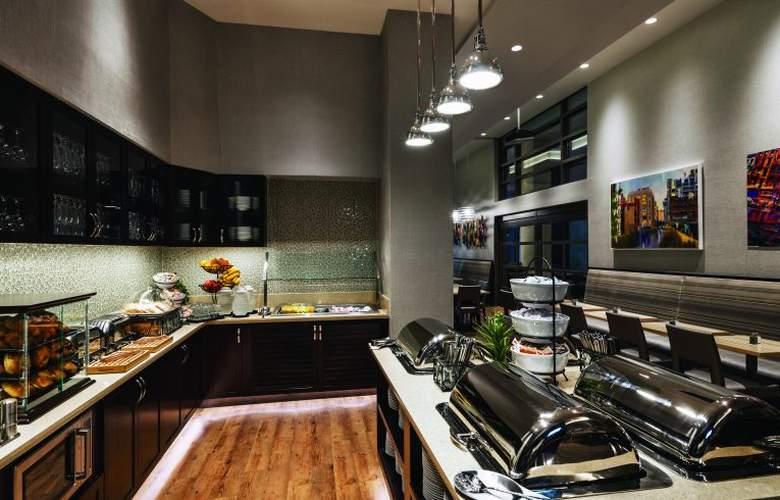Homewood Suites Midtown Manhattan - Restaurant - 24