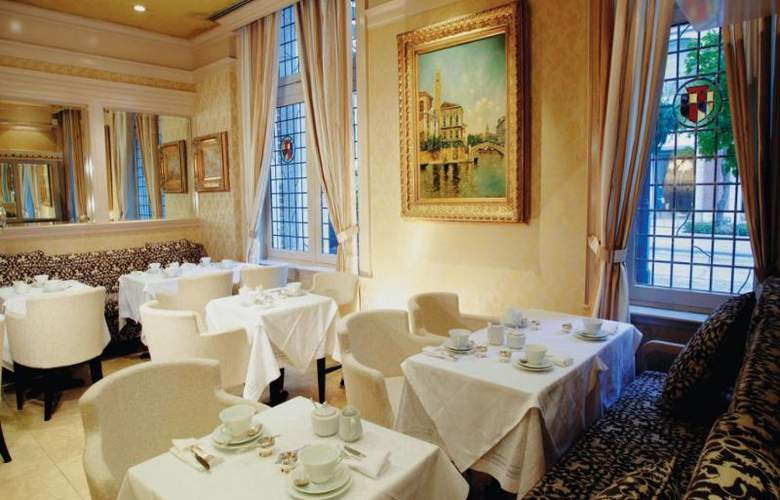 St. James Court, A Taj Hotel - Restaurant - 11