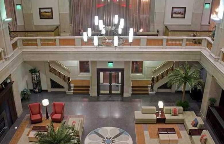 Hilton Garden Inn Indianapolis Downtown - Hotel - 9