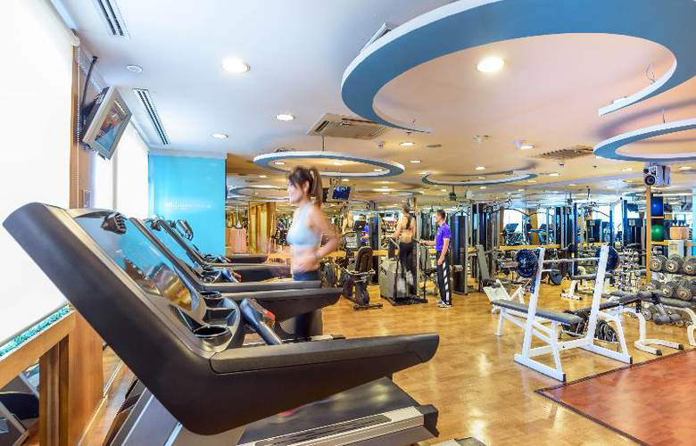 Novotel Bangkok on Siam Square - Sport - 60