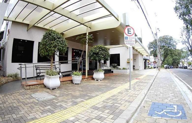 Best Western Hotel Taroba Express - Hotel - 62