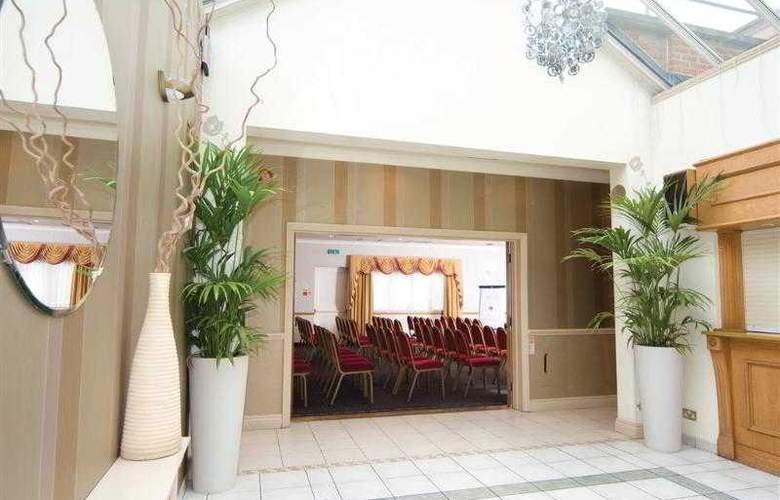 Best Western Cumberland - Hotel - 139