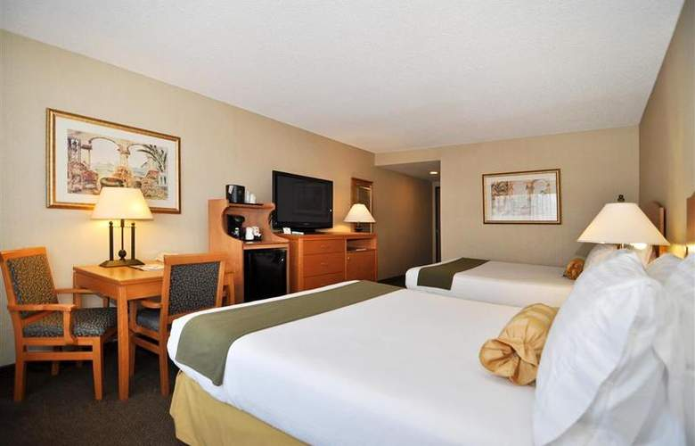 Best Western Plus Anaheim Orange County - Room - 47