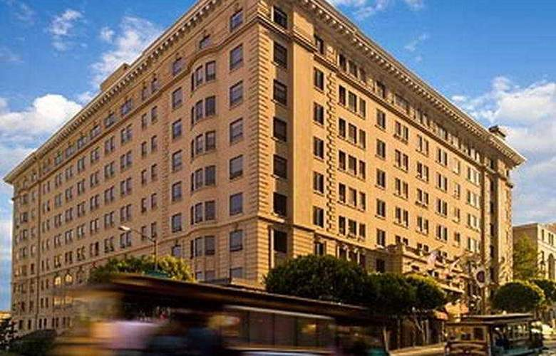 The Stanford Court Renaissance San Francisco Hotel - Hotel - 0