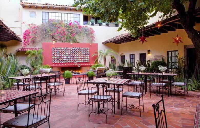 Hacienda el Santuario Centro - Restaurant - 12