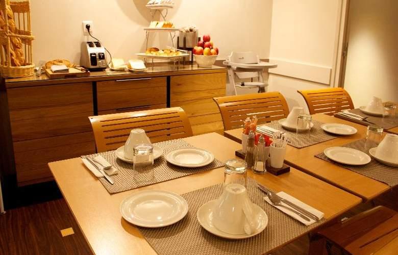 Residence Richemont - Restaurant - 24