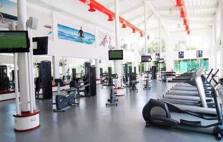 Sandos Playacar Beach Experience Resort - Sport - 26