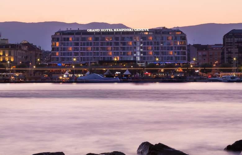 Grand Hotel Kempinski Geneva - Hotel - 0