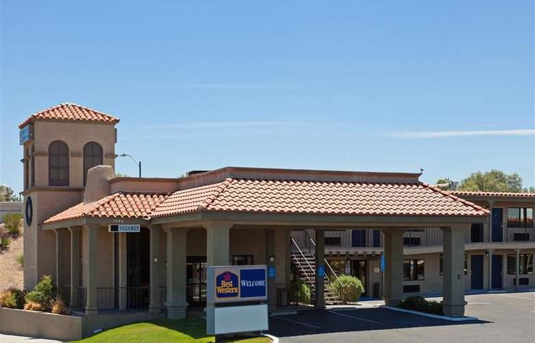 Best Western Desert Villa Inn - Hotel - 4