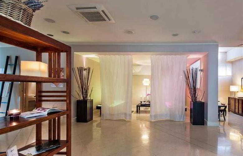 BEST WESTERN PREMIER Villa Fabiano Palace Hotel - Hotel - 38