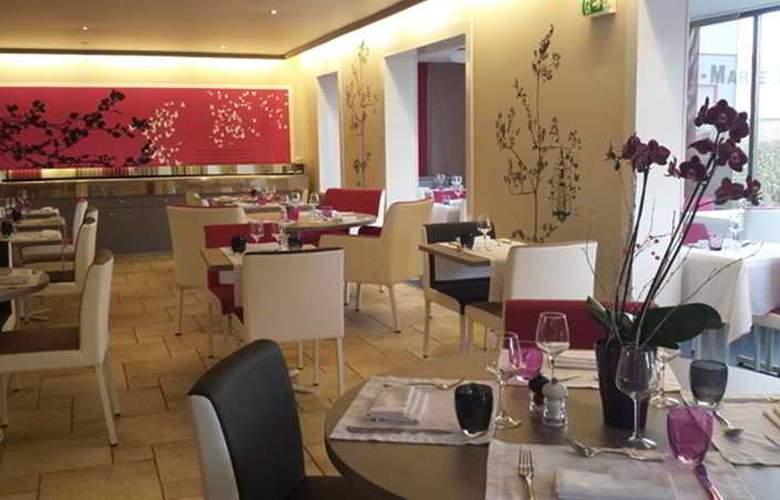 Inter-Hotel Alizea - Restaurant - 5