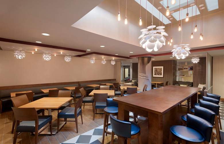 Hampton Inn Manhattan/Downtown-Financial District - Meals - 3
