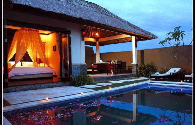 Bali Merita Villa - Pool - 7