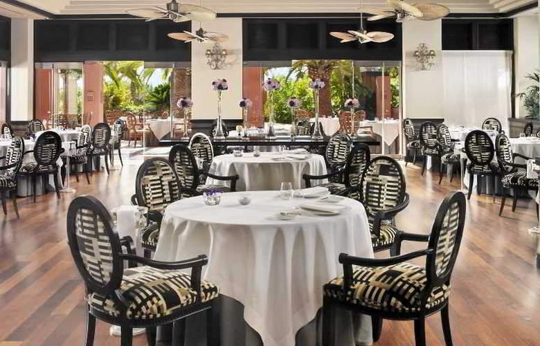 The Ritz-Carlton, Abama - Restaurant - 87