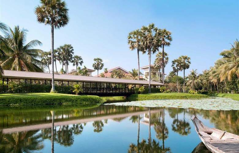 Sofitel Angkor Phokeethra Golf & Spa Resort - Hotel - 10