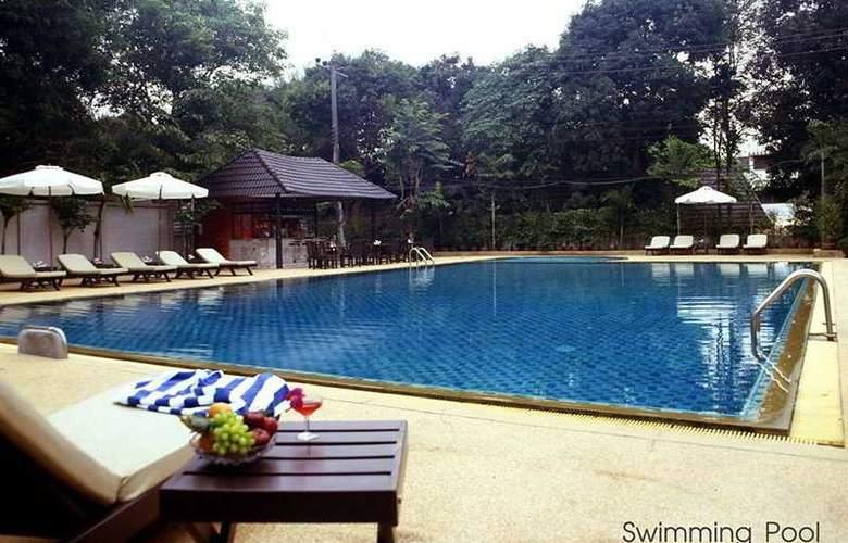 Royal Orchid Resort Pattaya - Pool - 3