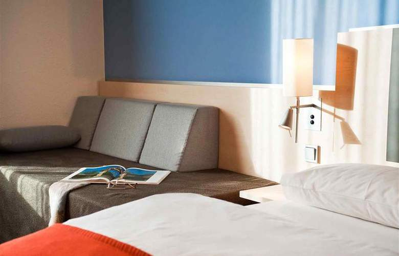 Mercure Berlin City West - Room - 27