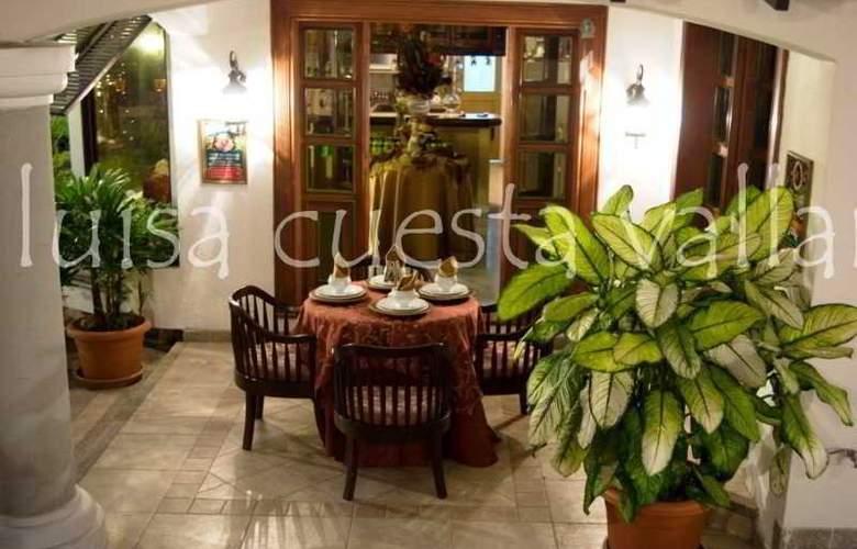 Hotel Boutique Orilla del Rio - Restaurant - 3