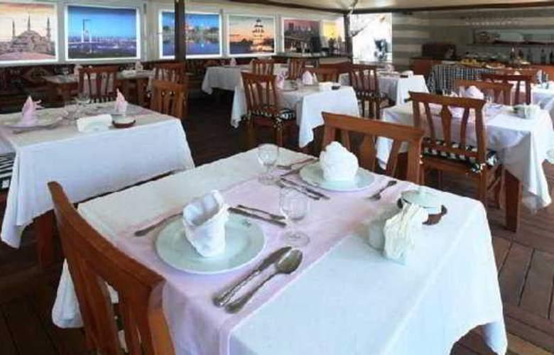 Rose Garden Suites Istanbul - Restaurant - 6