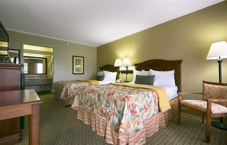 Best Western Plus Downtown Stuart - Room - 45