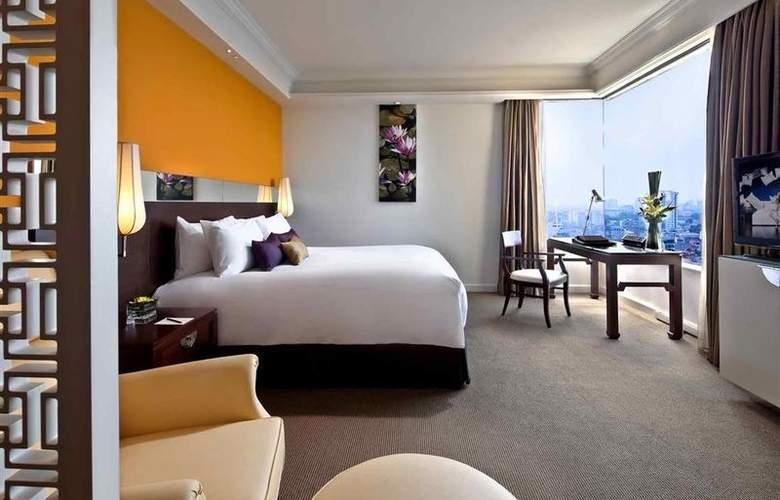 Pan Pacific Hanoi - Room - 24