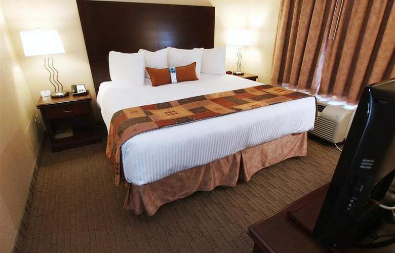 Best Western Pembina Inn & Suites - Room - 125