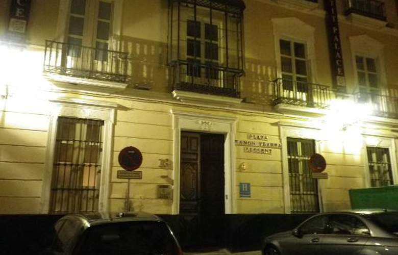 Petit Palace Santa Cruz - Hotel - 7