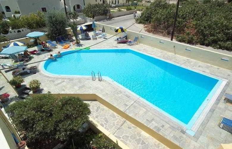 Avra Santorini - Pool - 9