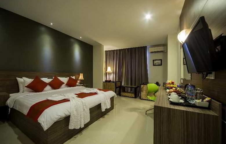 Asia Tune Hotel - Room - 8