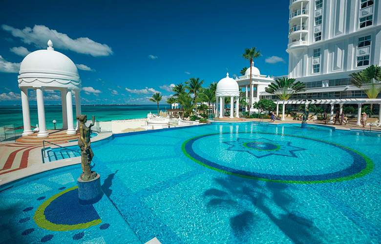Riu Palace Las Americas  - Pool - 9