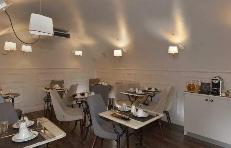 Madeleine Haussmann - Restaurant - 3