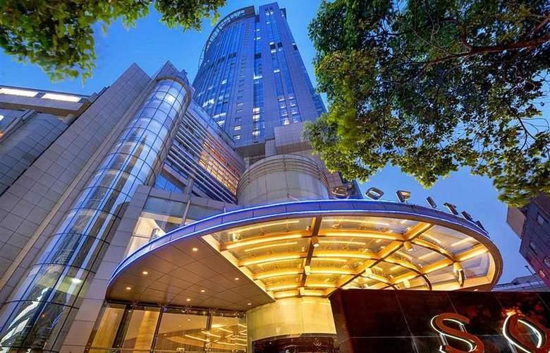Sofitel Nanjing Galaxy Suning - Hotel - 26