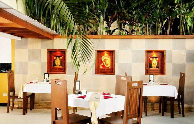 Club Bamboo Boutique Resort & Spa - Restaurant - 7
