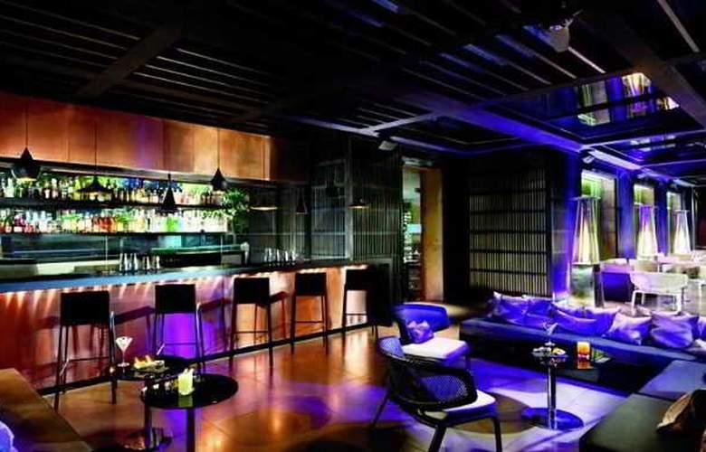 The Ritz Carlton Santiago - Bar - 10
