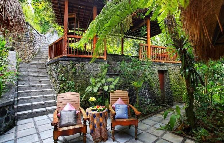 Nandini Bali Jungle Resort and Spa Ubud - Sport - 24