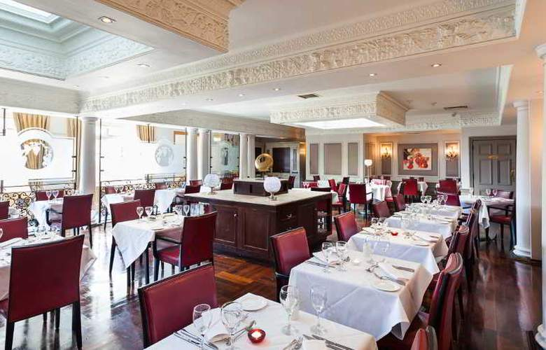 Down Hall Country House - Restaurant - 36