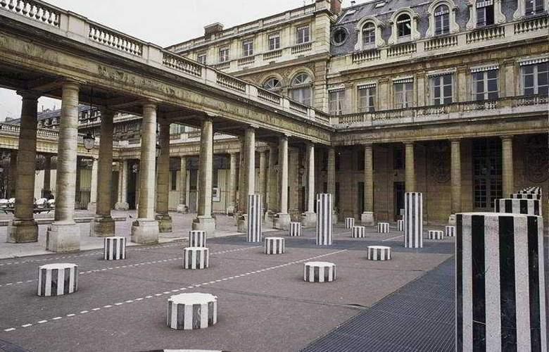 Grand Hotel Du Palais Royal - General - 3