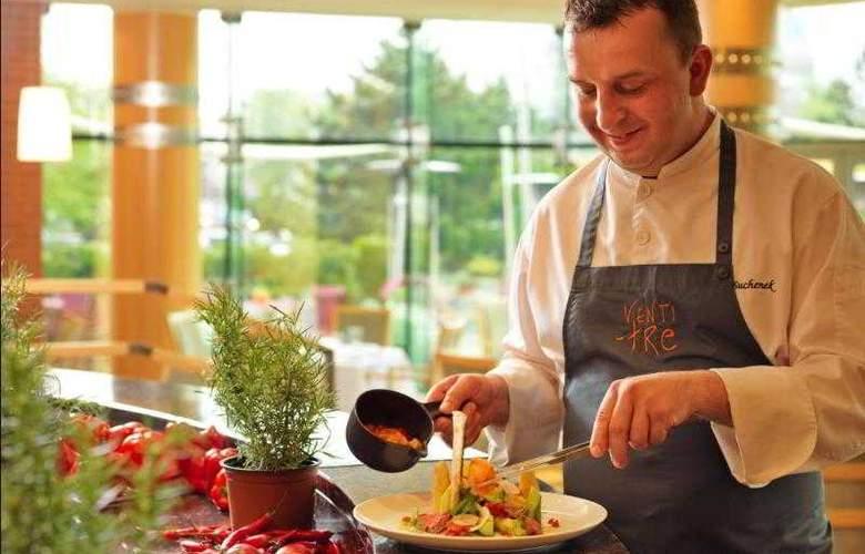 Regent Warsaw Hotel - Restaurant - 16