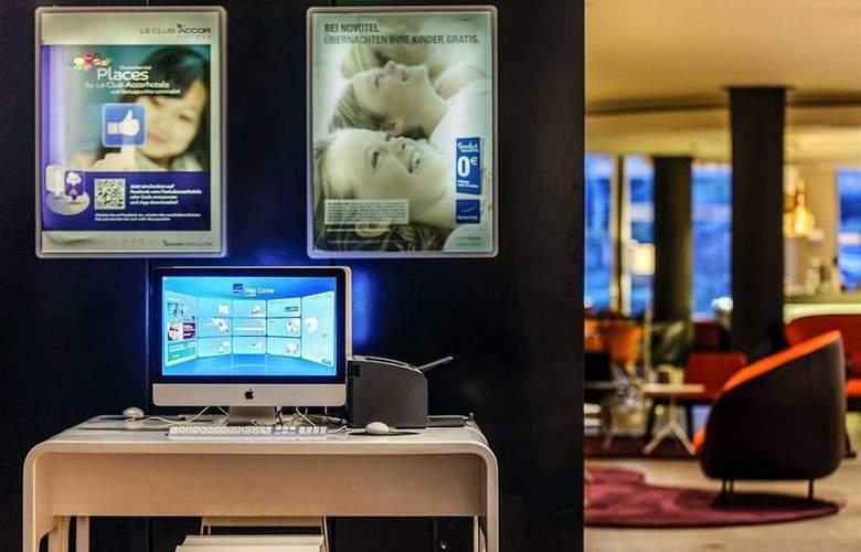 Novotel Berlin Mitte - Hotel - 37