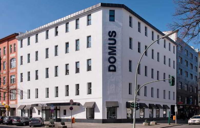 Domus Berlin Ku'Damm - Hotel - 0