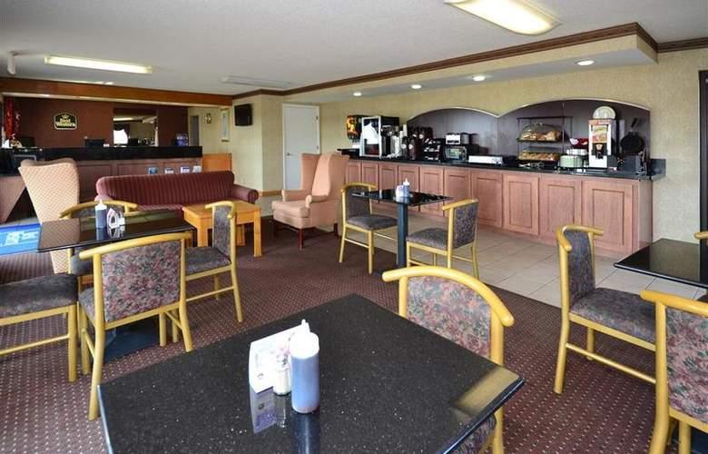 Best Western Executive Inn - Restaurant - 24