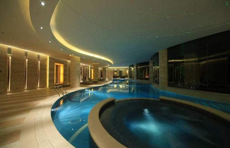 Hilton Hangzhou Qiandao Lake Resort - Pool - 11