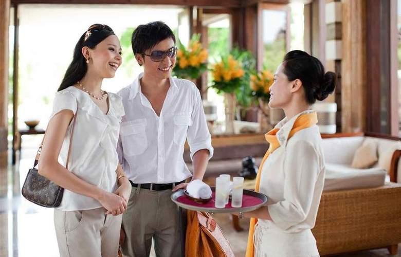 Pullman Yalong Bay Hotel & Resort - Bar - 2