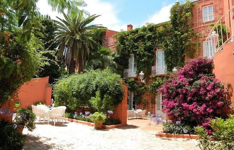 Casa Palacio Conde de la Corte - Terrace - 4