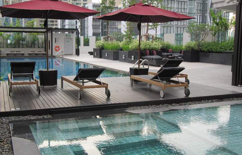 Park Plaza Bangkok Soi 18 - Pool - 21
