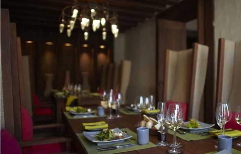Evason Ma'In Hot Springs & Six Senses Spa - Restaurant - 0