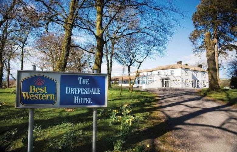 Best Western Dryfesdale - Hotel - 46